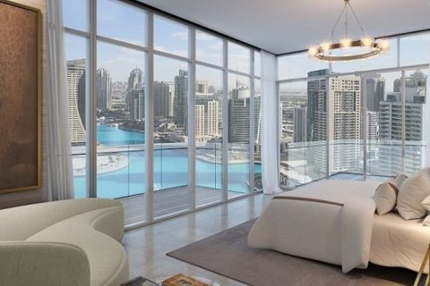 Продажа квартиры в Дубай Марине, Дубай, ОАЭ 1 спальня, 65м2, № 1411 - фото 4