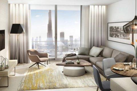Продажа квартиры в Даунтауне Дубая, Дубай, ОАЭ 1 спальня, 71м2, № 1400 - фото 1