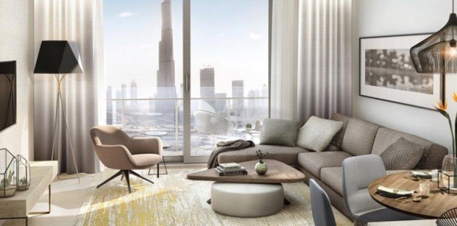 Квартира в Даунтауне Дубая, Дубай, ОАЭ 1 спальня, 71м2, №1400