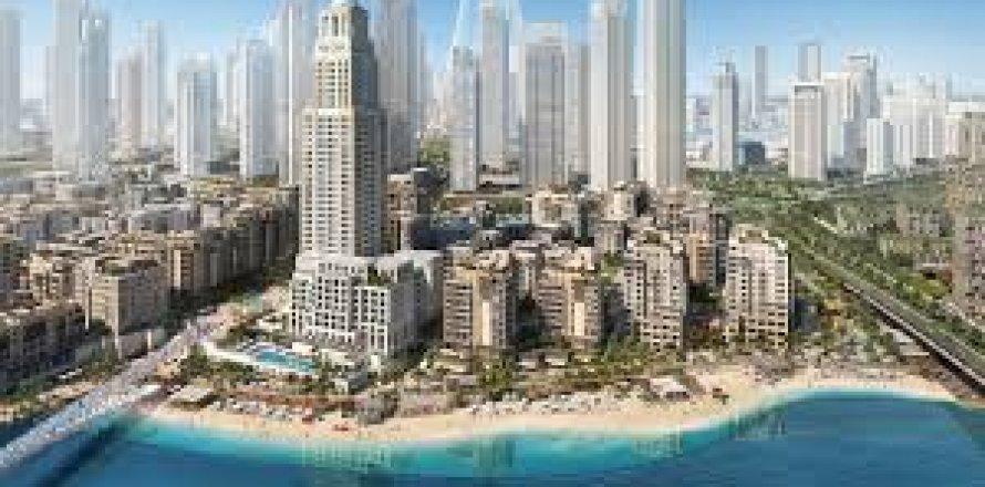 Квартира в Dubai Creek Harbour (The Lagoons), Дубай, ОАЭ 3 спальни, 183м2, №1625