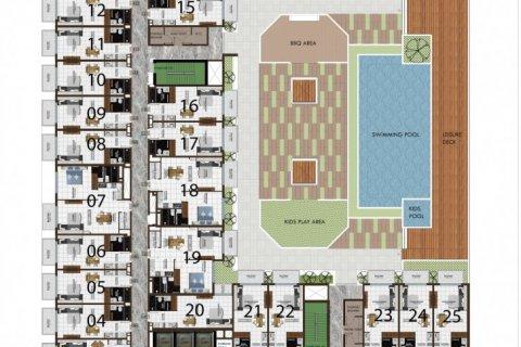 Продажа квартиры в Arjan, Дубай, ОАЭ 1 спальня, 65м2, № 1562 - фото 11