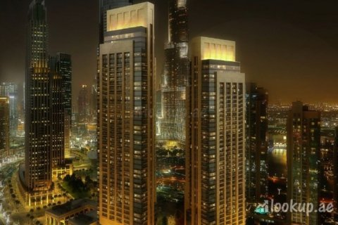 Продажа квартиры в Даунтауне Дубая, Дубай, ОАЭ 2 спальни, 104м2, № 1547 - фото 6