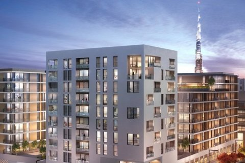 Продажа квартиры в Дубай Хилс Эстейт, Дубай, ОАЭ 2 спальни, 126м2, № 1523 - фото 4