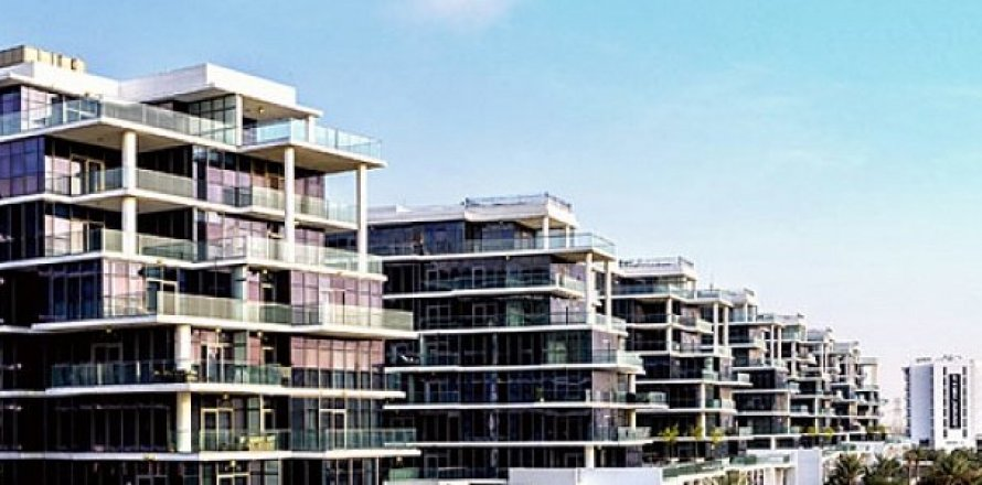 Квартира в Дубае, ОАЭ 2 спальни, 189м2, №1521