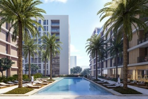 Продажа квартиры в Дубай Хилс Эстейт, Дубай, ОАЭ 3 спальни, 126м2, № 1515 - фото 5