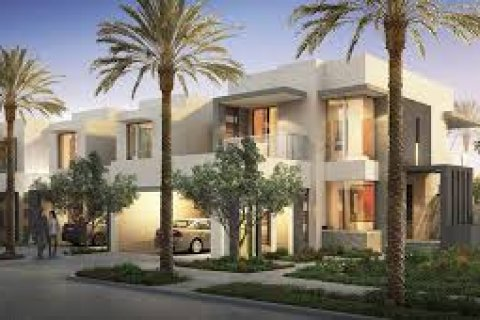 Продажа таунхауса в Дубай Хилс Эстейт, Дубай, ОАЭ 4 спальни, 222м2, № 1448 - фото 1
