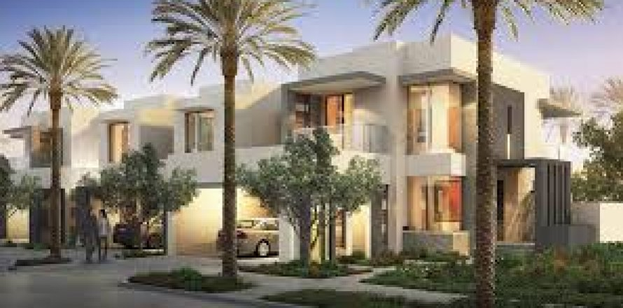 Таунхаус в Дубай Хилс Эстейт, Дубай, ОАЭ 4 спальни, 222м2, №1448