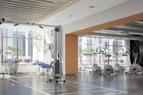 Продажа квартиры в Бизнес-Бэе, Дубай, ОАЭ 40м2, № 1540 - фото 7