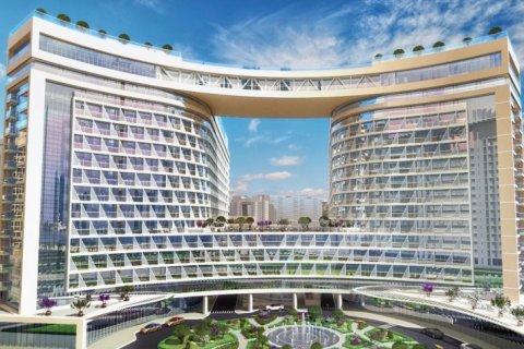 Продажа квартиры в Пальме Джумейре, Дубай, ОАЭ 35м2, № 1643 - фото 1