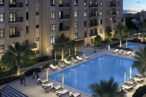 Продажа квартиры в Дубае, ОАЭ 1 спальня, 54м2, № 1624 - фото 1