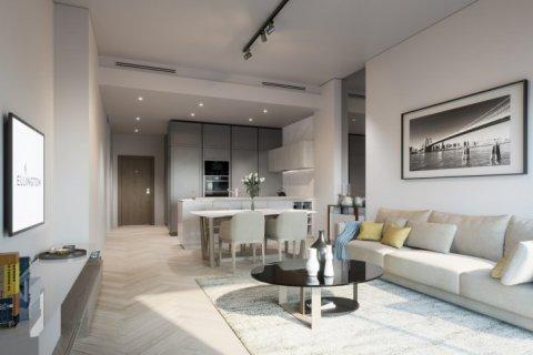 Продажа квартиры в Мохаммед Бин Рашид Сити, Дубай, ОАЭ 1 спальня, 79м2, № 1628 - фото 3