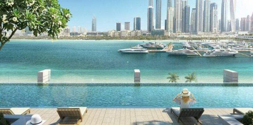 Квартира в Dubai Harbour, Дубай, ОАЭ 2 спальни, 106м2, №1483