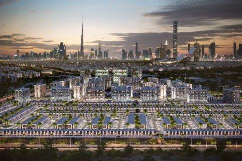 Продажа таунхауса в Мохаммед Бин Рашид Сити, Дубай, ОАЭ 3 спальни, 189м2, № 1542 - фото 1