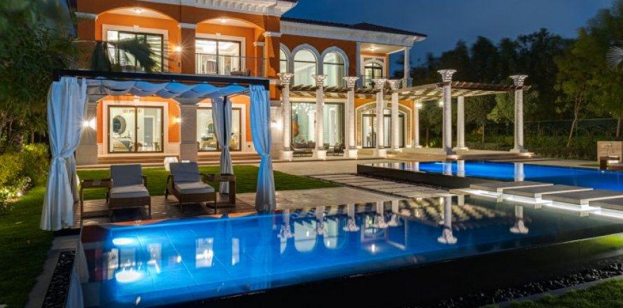 Вилла в Пальме Джумейре, Дубай, ОАЭ 7 спален, 863м2, №1368