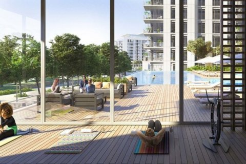 Продажа квартиры в Дубай Хилс Эстейт, Дубай, ОАЭ 2 спальни, 92м2, № 1526 - фото 9