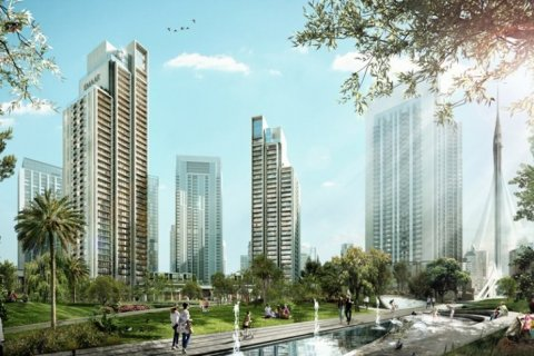 Продажа квартиры в Dubai Creek Harbour (The Lagoons), Дубай, ОАЭ 3 спальни, 153м2, № 1416 - фото 8