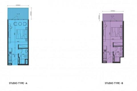 Продажа квартиры в Джабаль-Али, Дубай, ОАЭ 1 спальня, 29м2, № 1377 - фото 9