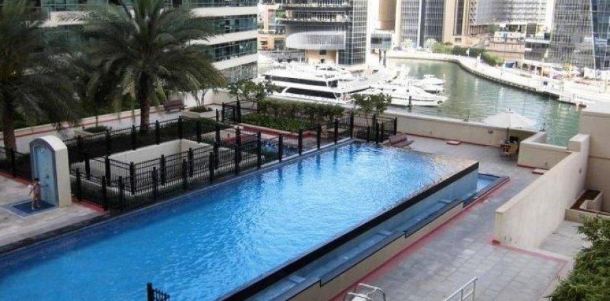 Квартира в Дубай Марине, Дубай, ОАЭ 1 спальня, 73м2, №1669