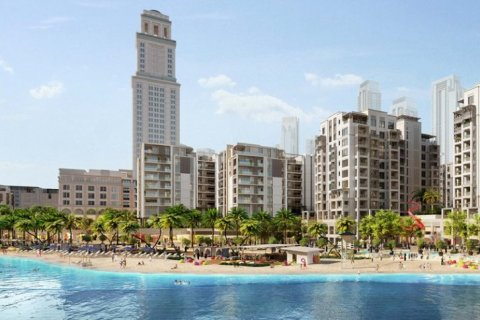Продажа квартиры в Dubai Creek Harbour (The Lagoons), Дубай, ОАЭ 3 спальни, 152м2, № 1539 - фото 1
