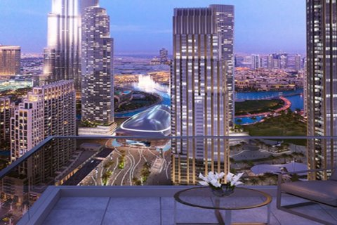 Продажа квартиры в Даунтауне Дубая, Дубай, ОАЭ 1 спальня, 78м2, № 1541 - фото 9