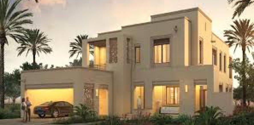 Вилла в Арабиан Ранчес, Дубай, ОАЭ 4 спальни, 312м2, №1455