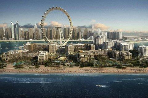 Продажа квартиры в Bluewaters, Дубай, ОАЭ 3 спальни, 195м2, № 1467 - фото 2