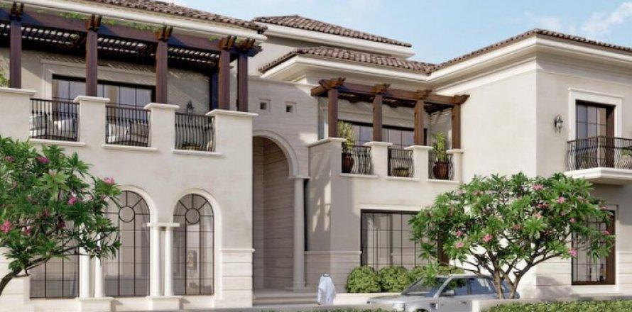 Вилла в Мохаммед Бин Рашид Сити, Дубай, ОАЭ 6 спален, 800м2, №1486