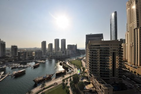 Продажа квартиры в Дубай Марине, Дубай, ОАЭ 1 спальня, 78м2, № 1380 - фото 1