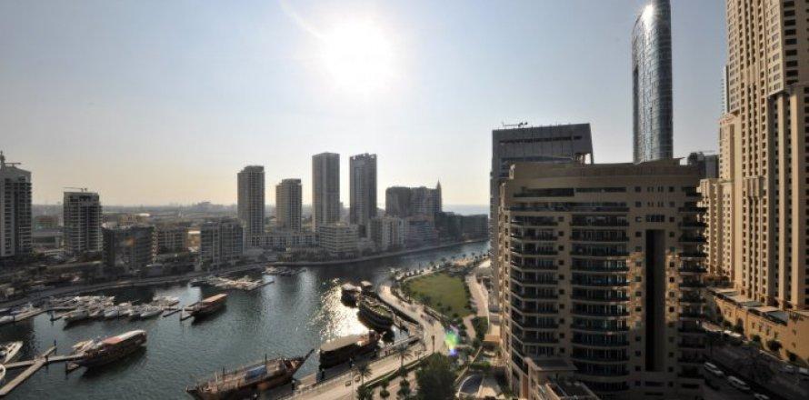 Квартира в Дубай Марине, Дубай, ОАЭ 1 спальня, 78м2, №1380