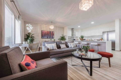 Продажа квартиры в Джумейра Гольф Эстейтс, Дубай, ОАЭ 1 спальня, 102м2, № 1392 - фото 8