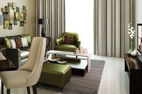 Продажа квартиры в Джумейра Вилладж Серкл, Дубай, ОАЭ 1 спальня, 42м2, № 1389 - фото 10