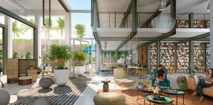 Квартира в Дубай Хилс Эстейт, Дубай, ОАЭ 2 спальни, 68м2, №1464