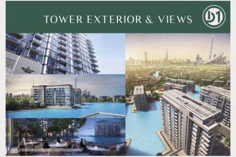 Продажа квартиры в Мохаммед Бин Рашид Сити, Дубай, ОАЭ 1 спальня, 74м2, № 1653 - фото 13
