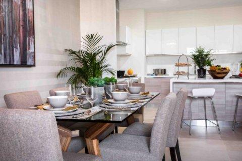 Продажа квартиры в Джумейра Гольф Эстейтс, Дубай, ОАЭ 2 спальни, 135м2, № 1381 - фото 7