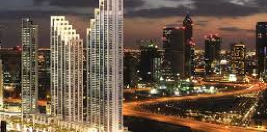 Квартира в Даунтауне Дубая, Дубай, ОАЭ 3 спальни, 215м2, №1552