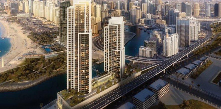 Квартира в Дубай Марине, Дубай, ОАЭ 1 спальня, 93м2, №1667