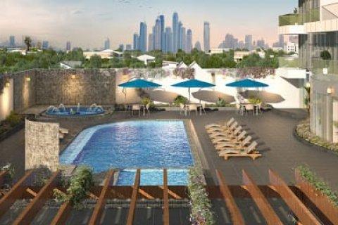 Продажа квартиры в Джумейра Вилладж Серкл, Дубай, ОАЭ 2 спальни, 120м2, № 1615 - фото 8
