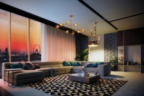 Продажа пентхауса в Пальме Джумейре, Дубай, ОАЭ 4 спальни, 700м2, № 1574 - фото 1