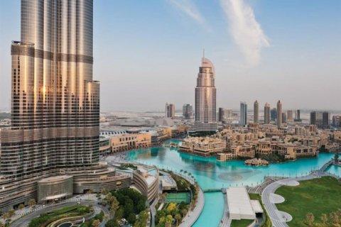 Продажа пентхауса в Даунтауне Дубая, Дубай, ОАЭ 4 спальни, 261м2, № 1617 - фото 6