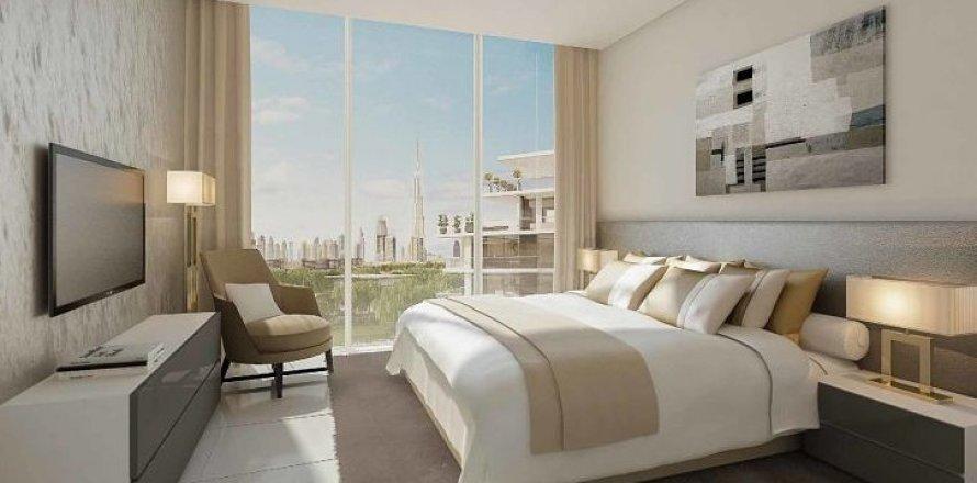 Квартира в Дубай Хилс Эстейт, Дубай, ОАЭ 2 спальни, 121м2, №1497