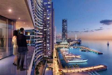 Продажа квартиры в Dubai Harbour, Дубай, ОАЭ 1 спальня, 69м2, № 1443 - фото 1