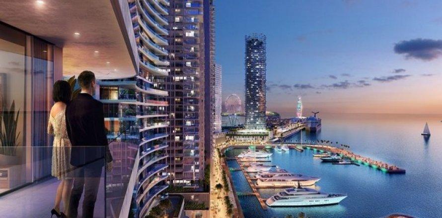 Квартира в Dubai Harbour, Дубай, ОАЭ 1 спальня, 69м2, №1443