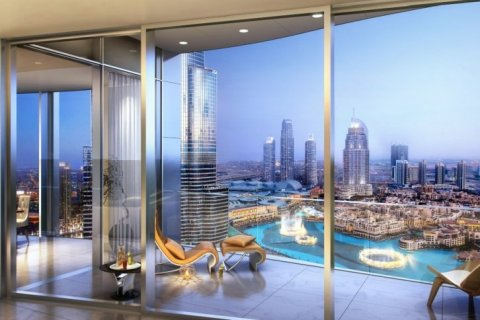 Продажа дуплекса в Даунтауне Дубая, Дубай, ОАЭ 5 спален, 1059м2, № 1631 - фото 3