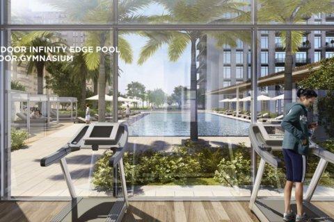 Продажа квартиры в Дубай Хилс Эстейт, Дубай, ОАЭ 3 спальни, 149м2, № 1560 - фото 9