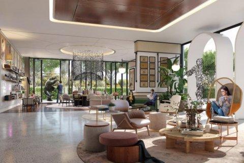 Продажа квартиры в Дубай Хилс Эстейт, Дубай, ОАЭ 1 спальня, 48м2, № 1435 - фото 8