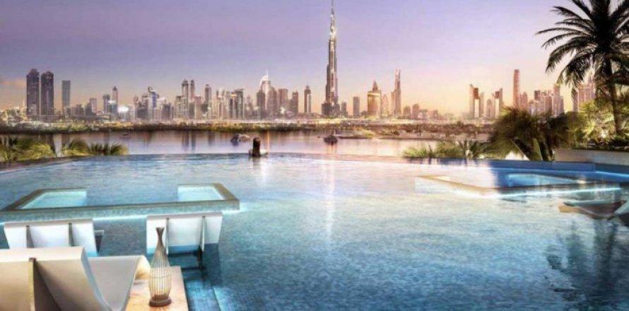Таунхаус в Dubai Creek Harbour (The Lagoons), Дубай, ОАЭ 4 спальни, 312м2, №1475