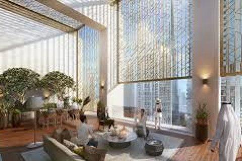 Продажа квартиры в Даунтауне Дубая, Дубай, ОАЭ 3 спальни, 125м2, № 1565 - фото 1