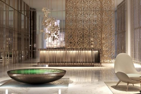 Продажа квартиры в Dubai Harbour, Дубай, ОАЭ 1 спальня, 74м2, № 1418 - фото 1