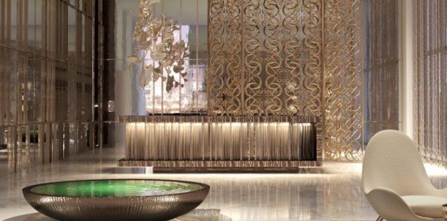 Квартира в Dubai Harbour, Дубай, ОАЭ 1 спальня, 74м2, №1418