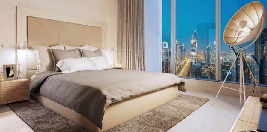 Квартира в Даунтауне Дубая, Дубай, ОАЭ 1 спальня, 78м2, №1541